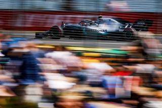 Fotos Valtteri Bottas F1 2019 Foto 43