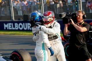 Fotos Valtteri Bottas F1 2019 Foto 44