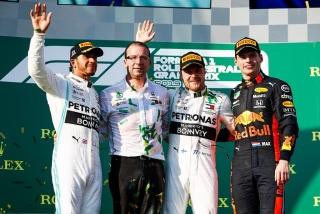 Fotos Valtteri Bottas F1 2019 Foto 56
