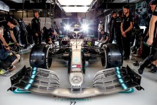 Fotos Valtteri Bottas F1 2019 Foto 69