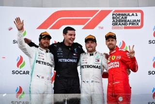 Fotos Valtteri Bottas F1 2019 Foto 88