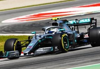 Fotos Valtteri Bottas F1 2019 Foto 102