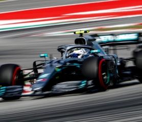 Fotos Valtteri Bottas F1 2019 Foto 103