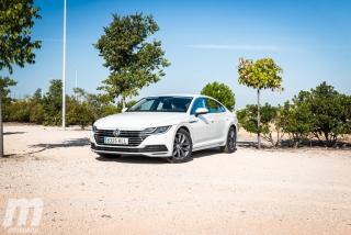 Fotos Volkswagen Arteon Foto 2