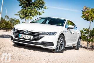 Fotos Volkswagen Arteon Foto 5
