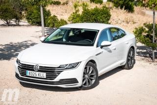 Fotos Volkswagen Arteon Foto 9