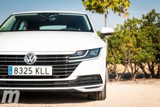Fotos Volkswagen Arteon Foto 11