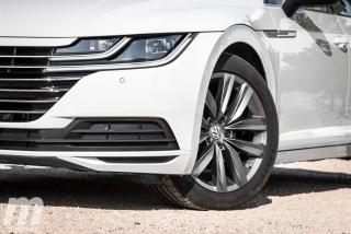 Fotos Volkswagen Arteon Foto 12