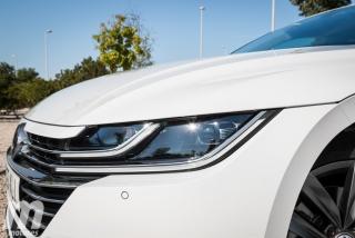 Fotos Volkswagen Arteon Foto 15