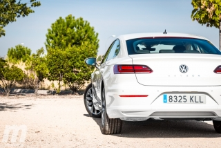 Fotos Volkswagen Arteon Foto 26