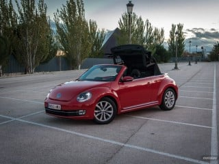 Fotos Volkswagen Beetle Cabrio - Miniatura 1