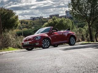Fotos Volkswagen Beetle Cabrio - Miniatura 2