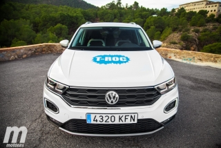 Fotos Volkswagen T-Roc Sport 2.0 TDI DSG 4Motion Foto 2