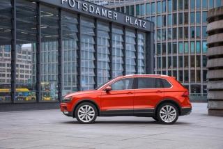 Foto 2 - Fotos nuevo Volkswagen Tiguan