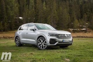 Fotos Volkswagen Touareg 2018 Foto 1