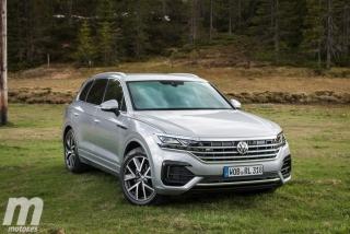 Fotos Volkswagen Touareg 2018 Foto 2