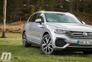 Fotos Volkswagen Touareg 2018 Foto 3