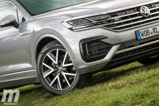 Fotos Volkswagen Touareg 2018 Foto 4