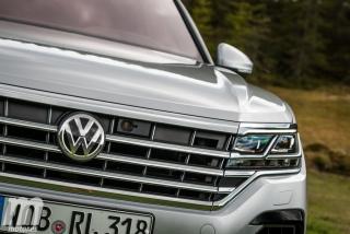 Fotos Volkswagen Touareg 2018 Foto 6