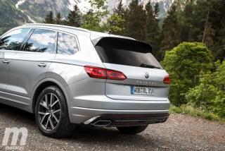 Fotos Volkswagen Touareg 2018 Foto 9