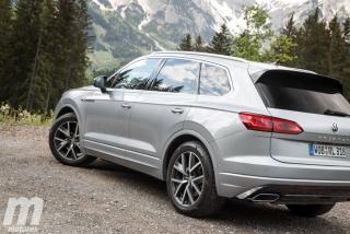Fotos Volkswagen Touareg 2018 Foto 10