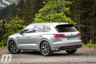 Fotos Volkswagen Touareg 2018 Foto 15
