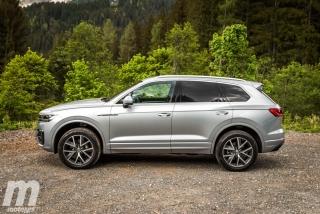 Fotos Volkswagen Touareg 2018 Foto 20