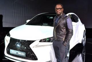 Foto 1 - Fotos Will.I.Am y su Lexus NX