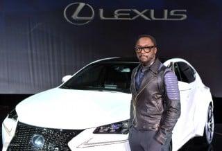 Foto 2 - Fotos Will.I.Am y su Lexus NX