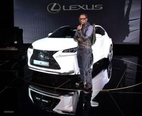 Foto 3 - Fotos Will.I.Am y su Lexus NX