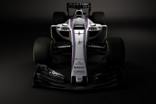 Fotos Williams FW40 F1 2017