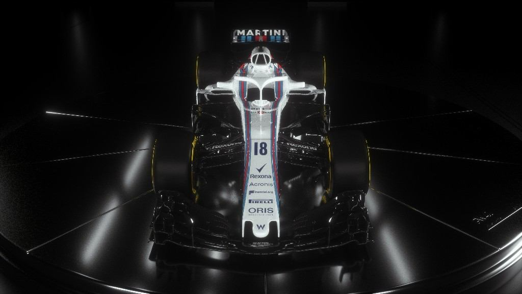 F1  2018 POR EL CAPITÁN HAMVELOZ Fotos-williams-fw41-f1-2018-60465
