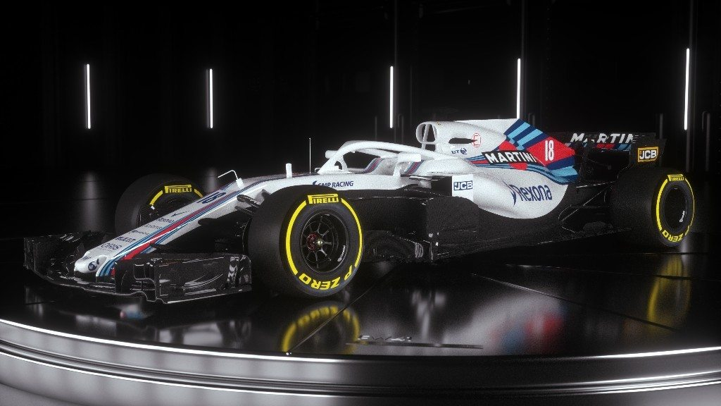 F1  2018 POR EL CAPITÁN HAMVELOZ Fotos-williams-fw41-f1-2018-60466