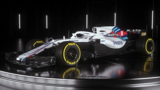 Foto 1 - Fotos Williams FW41 F1 2018