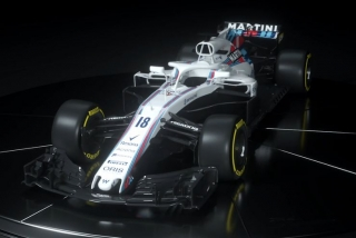 Fotos Williams FW41 F1 2018 Foto 9