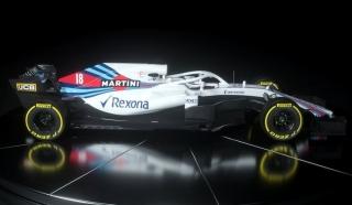 Fotos Williams FW41 F1 2018 Foto 7