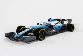 Fotos Williams FW42 F1 2019 Foto 1