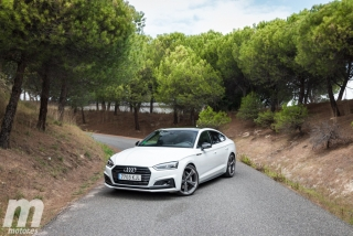 Galería Audi A5 Sportback 50 TDI