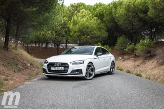 Foto 3 - Galería Audi A5 Sportback 50 TDI