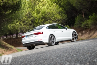 Galería Audi A5 Sportback 50 TDI Foto 31