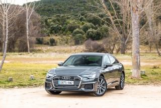 Foto 1 - Galería Audi A6 45 TDI