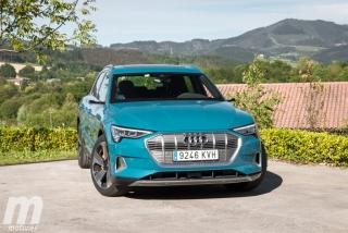 Galería presentación Audi e-tron Foto 7