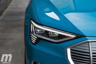 Galería presentación Audi e-tron Foto 8