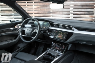 Galería presentación Audi e-tron Foto 33
