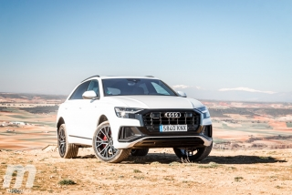 Galería Audi Q8 50 TDI Foto 6