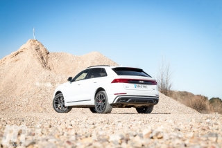 Galería Audi Q8 50 TDI Foto 41