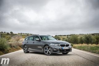 Galería BMW 320d Touring Foto 1