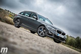 Galería BMW 320d Touring Foto 2