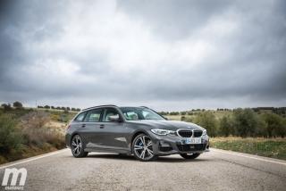 Galería BMW 320d Touring Foto 3