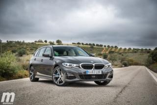 Galería BMW 320d Touring Foto 4